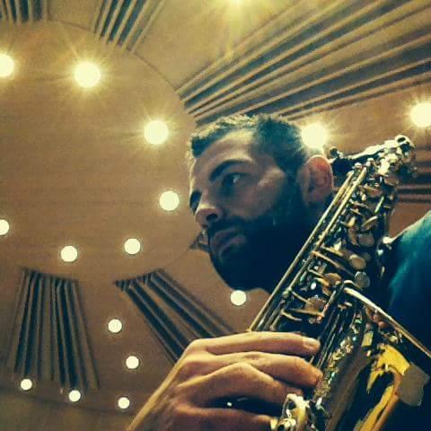 Ciro Ferraro, insegnante di Sax -Scuola di Musica Ciampi