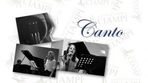 Scuola di Musica Ciampi Roma Prati Lezioni di Canto